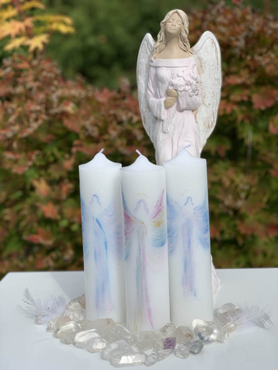 Svíčka Setkání S Léčením