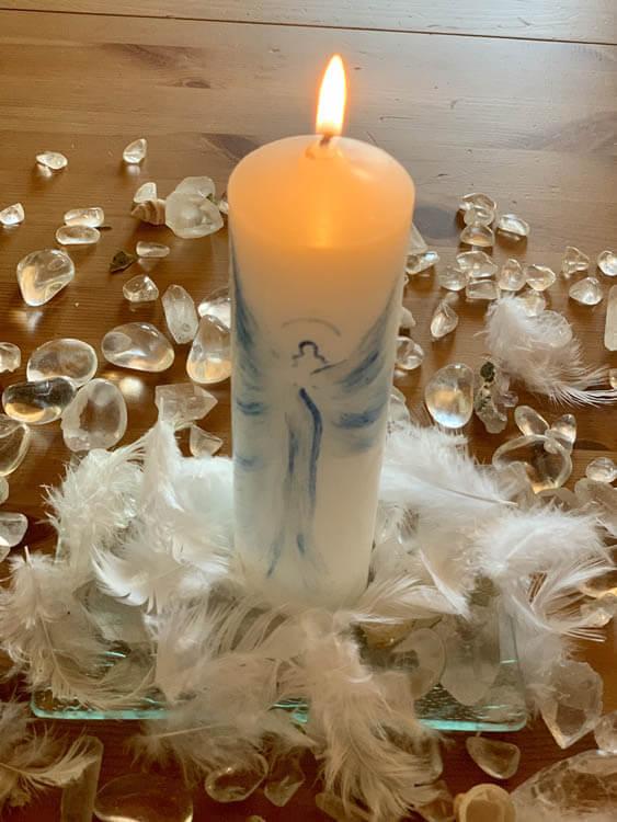 Svíčka Setkání S Duší