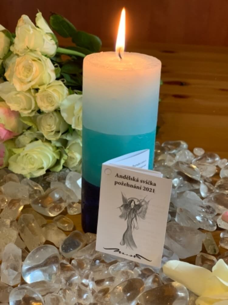 Andělská Svíčka Požehnání 2021